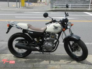 ホンダ/FTR223 キャリア装備