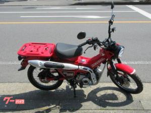 ホンダ/CT125ハンターカブ 最新モデル