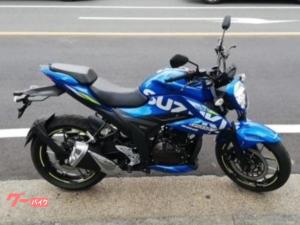 スズキ/GIXXER 250 最新モデル