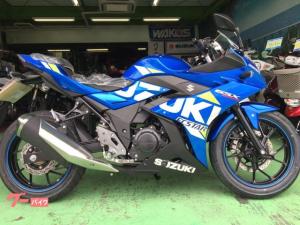 スズキ/GSX250R 2020モデル MotoGPワークスカラー 別体型ETC付