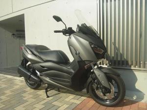 ヤマハ/X-MAX250 グレー