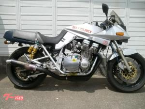 スズキ/GSX1100S KATANA 改 FCR オーリンズ