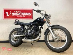 ヤマハ/TW200E 2001年モデル スカチューンカスタム