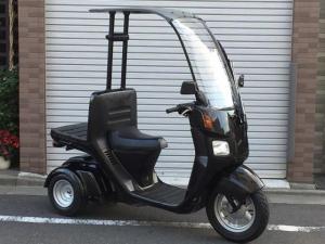 ホンダ/ジャイロキャノピー 4サイクル 全塗装 タイヤ前後新品