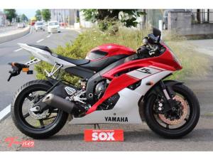 ヤマハ/YZF-R6  スクリーン変更