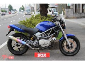 ホンダ/VTR250 スクリーン装備