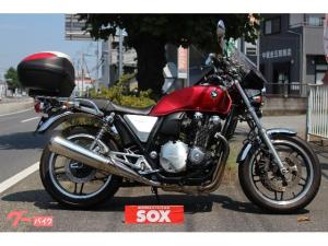 ホンダ/CB1100 ABS リアボックス装備