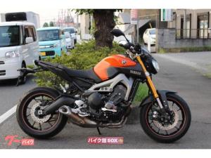 ヤマハ/MT-09 2014年モデル スクリーン装備ウィンカーカスタム