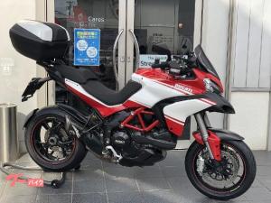 DUCATI/ムルティストラーダ1200Sパイクスピーク