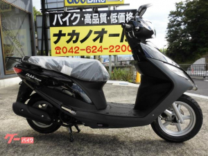 スズキ/アドレス125 フラットシート仕様 最新モデル