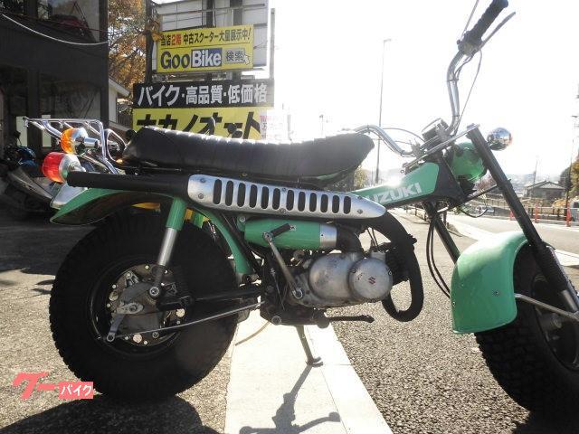 スズキ バンバン90の画像(東京都