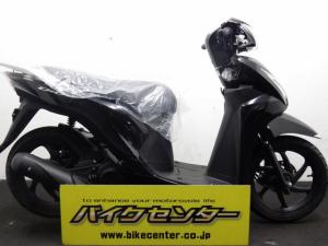 ホンダ/Dio110 国内最新モデル ブラック
