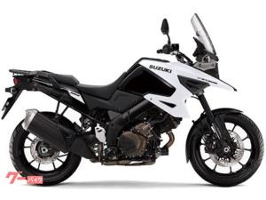 スズキ/V-ストローム1050 国内M0モデル ホワイト