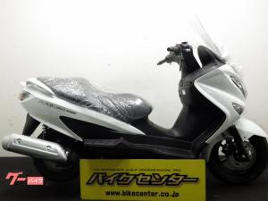 スズキ/バーグマン200 国内L9モデル ホワイト