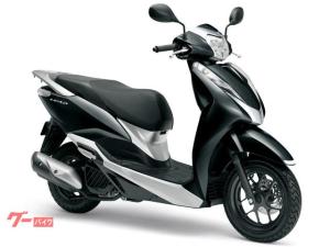 ホンダ/リード125 国内最新モデル ツートンブラック
