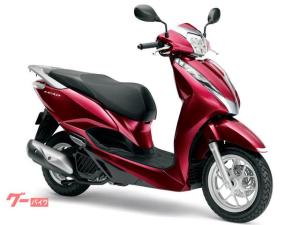 ホンダ/リード125 国内最新モデル 単色レッド