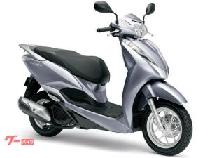 ホンダ/リード125 国内最新モデル 単色シルバー