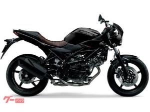 スズキ/SV650X 国内M0モデル グラススパークルブラック