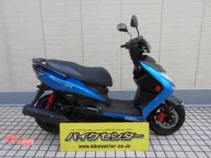 ヤマハ/シグナスX SR ブルー FI車