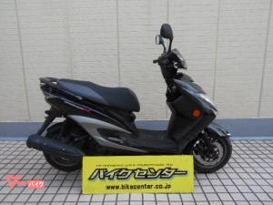ヤマハ/シグナスX SR ブラック FI車
