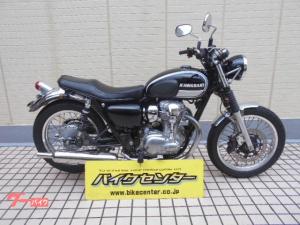 カワサキ/W800 ブラック FI カスタム多数