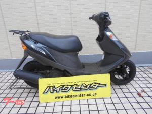 スズキ/アドレスV125G ガンメタ FI車