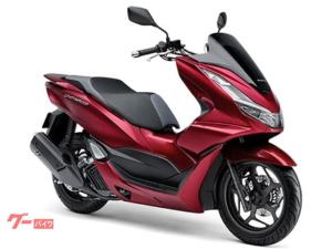 ホンダ/PCX160 国内最新モデル KF47型 レッド