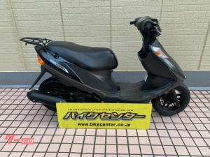 スズキ/アドレスV125G グレー FI車