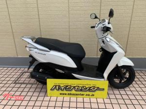ホンダ/リード125 ホワイト FI車