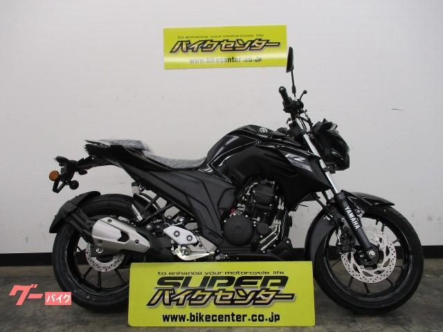 ヤマハ FZ25ABS インドヤマハ製 ブラックの画像(埼玉県