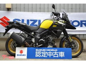 スズキ/V-ストローム1000XT スズキワールド認定中古車 2019年モデル ETC付