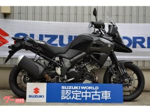 スズキ/V-ストローム1000 スズキワールド認定中古車 2019年モデル