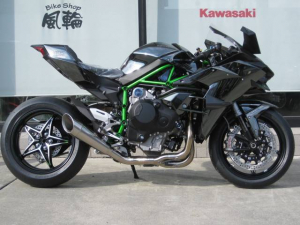 カワサキ/Ninja H2R 新車