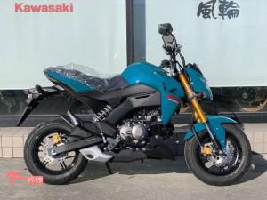 カワサキ/Z125PRO 新車