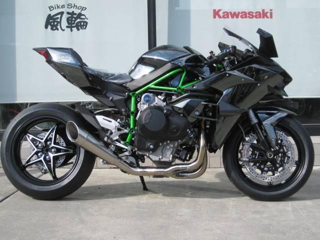 カワサキ Ninja H2R 新車の画像(埼玉県