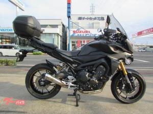 ヤマハ/トレイサー900(MT-09トレイサー) 純正トップケース他 カスタム多数