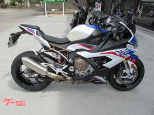 BMW/S1000RR Mパッケージ DDCなし ワンオーナー ETC タンク ニーパッド