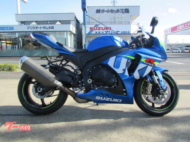 スズキ GSX-R1000 ABS フェンダーレス タイヤ前後新品 モトマップ正規の画像(群馬県
