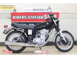 ヤマハ/SR400 2019年モデル