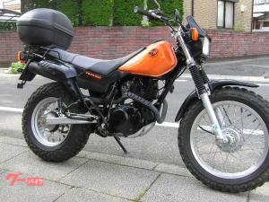 ヤマハ/TW200 フルノーマル オプション付