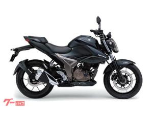 スズキ/GIXXER 250 マットブラックメタリック
