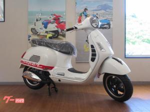 VESPA/GTSスーパー150 モンテホワイト