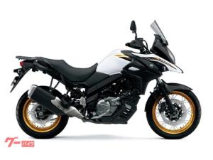 スズキ/V-ストローム650XT ブリリアントホワイト