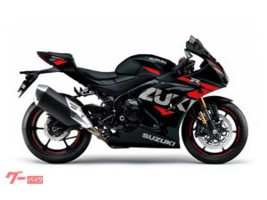 スズキ/GSX-R1000R ABS マットブラックメタリック