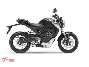 ホンダ/CB125R ブラック
