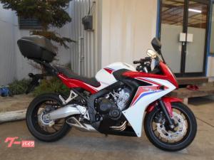 ホンダ/CBR650F ABS RC83