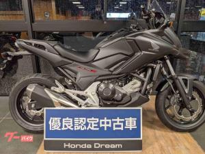 ホンダ/NC750X 2017年モデル