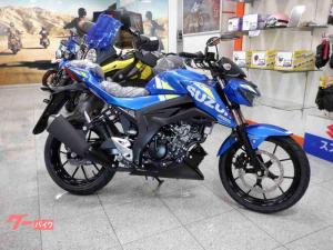スズキ/GSX-S125 2020モデル