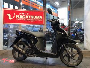 ホンダ/Dio110 JF58型 2015年モデル オプショングリップヒーター付