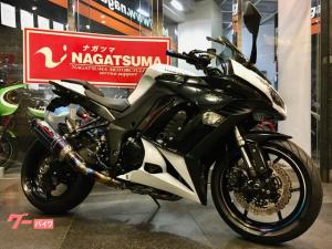 カワサキ/Ninja 1000 2013年モデル ETC付 カスタムパーツ多数付